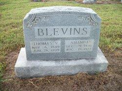 Amanda Thomas Aunt Mandy <i>Taylor</i> Blevins
