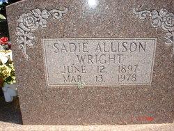Sadie Elmyra <i>Cotton</i> Allison