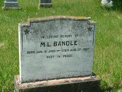 M L Bandle