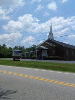 Victory Baptist Church Cemetery