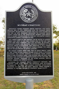 Murray Cemetery