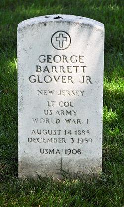 G. Barrett Glover, Jr