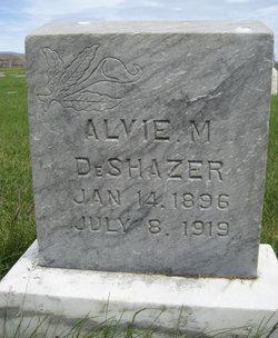 Alvie DeShazer
