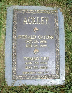 Tommy Levi Ackley