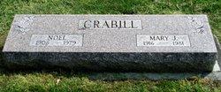 Mary Josephine <i>Thompson</i> Crabell