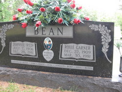 Johnnie Red Bean
