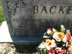 Hiram James Backers