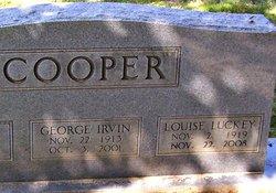 Louise <i>Luckey</i> Cooper