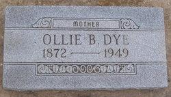 Ollie Burke <i>Edmonds</i> Dye