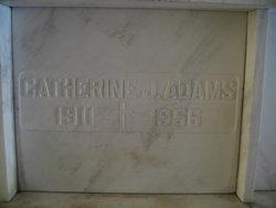 Catherine Jennie <i>Primm</i> Adams