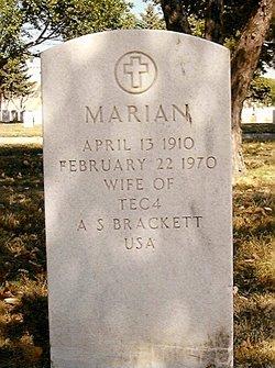 Marian Brackett