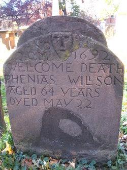 Phineas Wilson