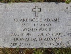 Clarence Adams