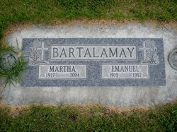 Emanuel Blackie Bartalamay