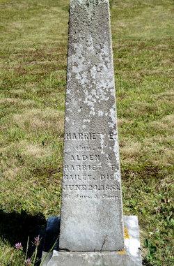 Harriet E. Bailey