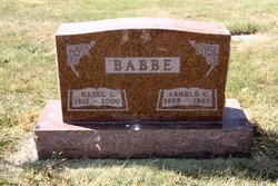 Hazel Luville <i>Davis</i> Babbe