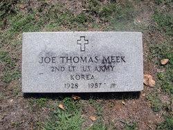 Joe Thomas Meek