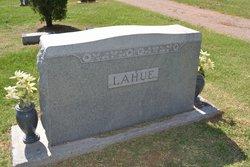Annie Lucretia <i>Harrell</i> LaHue