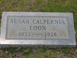 Susan Calpernia <i>Bowman</i> Coon