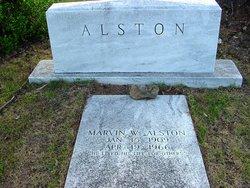 Marvin W. Alston