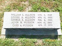 George E Allison