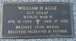 William Herbert Agge
