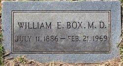 Dr William Edgar Box, Sr