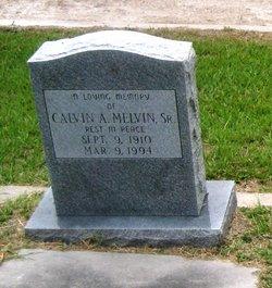 Calvin A Melvin, Sr