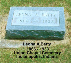 Leona Lonie Alline M Leona <i>Miller Minturn</i> Batty