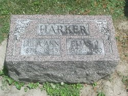 Lulu Ann <i>Harvey</i> Harker