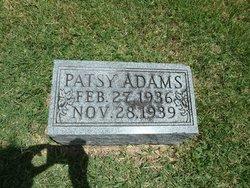 Patsy Ann Adams