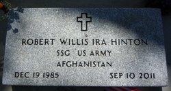 Sgt Robert Willis Ira Bobby Hinton