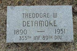 Theodore W Detamore