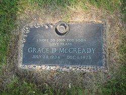 Grace Delores <i>Stevens</i> McCready