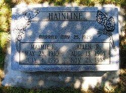 Maymie Irene <i>Wallace</i> Hainline