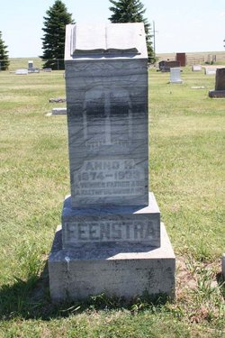 Anne Anno Feenstra