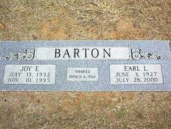 Earl Liscomb Barton