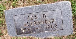 Ida Dell <i>Huff</i> Alexander