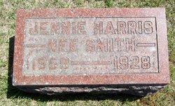Jennie <i>Smith</i> Harris