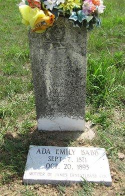 Ada Emily Babb