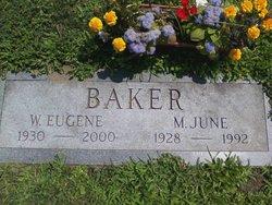 Margaret June June <i>Young</i> Baker