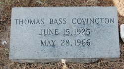 Thomas Bass Covington