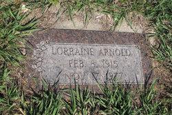 Lorraine Victoria Polly <i>Boro</i> Arnold