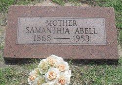 Samantha Abell