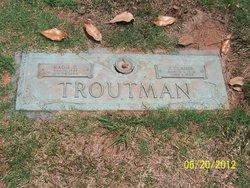 Nadie Gertrude <i>Ostwalt</i> Troutman