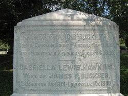 Gabriella Lewis <i>Hawkins</i> Buckner