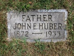 John Edward Huber, Sr