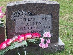 Beulah Jane Allen
