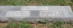 Ambrose U. Hall