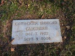 Catherine <i>Morgan</i> Gliedman